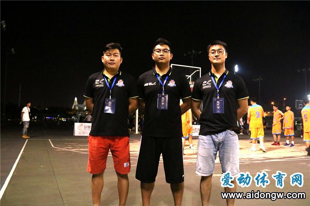 耀南杯篮球赛火热进行中 技术代表现场讲解新规则