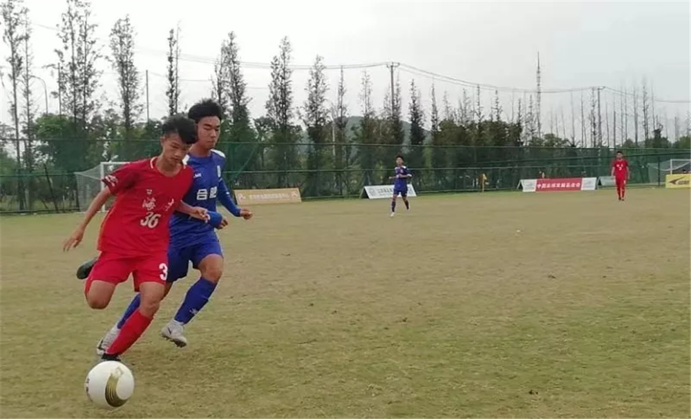 海南中海U14足球队迎来首个全国冠军