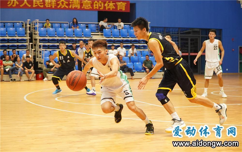 """【视频】2019年""""白沙杯""""海南省农民男子篮球赛决赛集锦"""