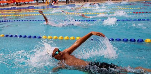免费报名!海南省青少年U系列游泳公开赛报名正式开启啦