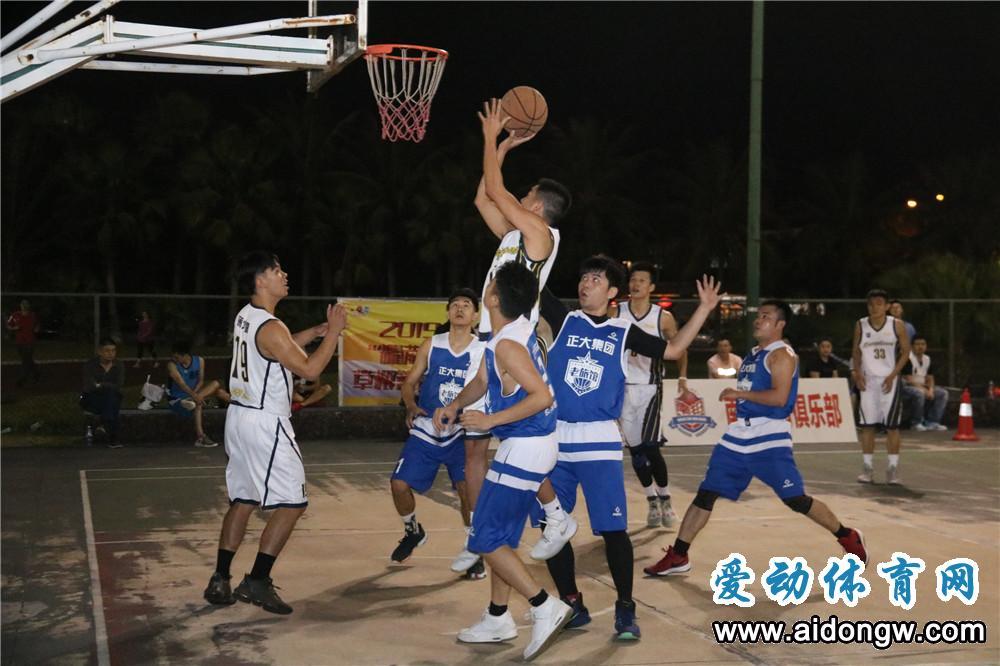 """2019年""""耀南杯""""草根篮球赛决赛第一回合"""