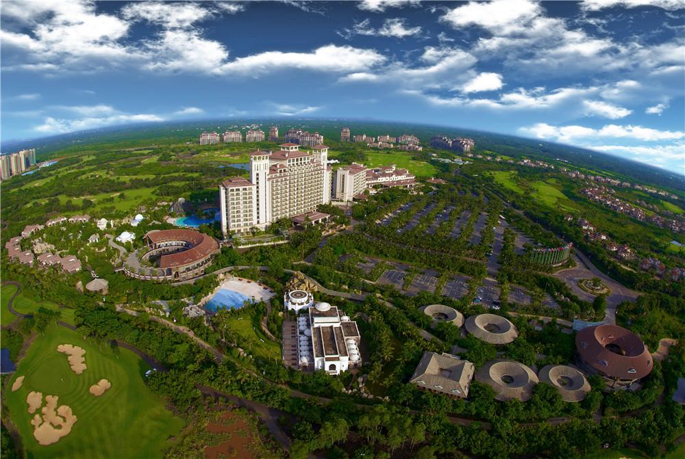 海口观澜湖球场荣获中国最佳球场奖 并将举办2020年世界高尔夫博览会
