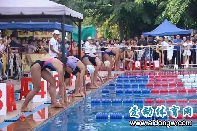 海南省青少年U系列游泳公开赛U13-15组将于11月23日举行 可接受现场报名
