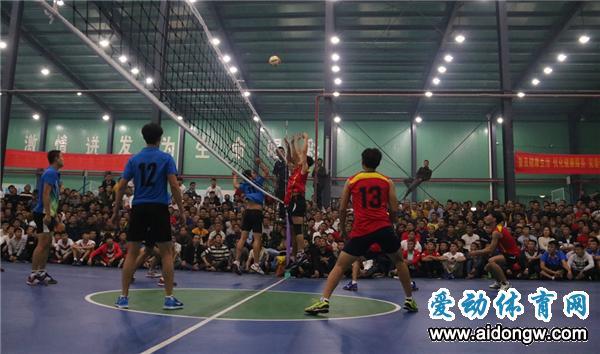 正在报名中!2019年海南省农民男子九人排球赛12月4日屯昌开赛
