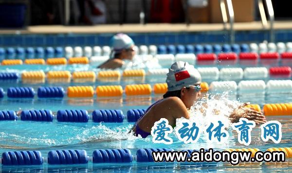 2019海南省青少年U系列游泳公开赛13-15岁组开赛  U16-17组报名仍在继续