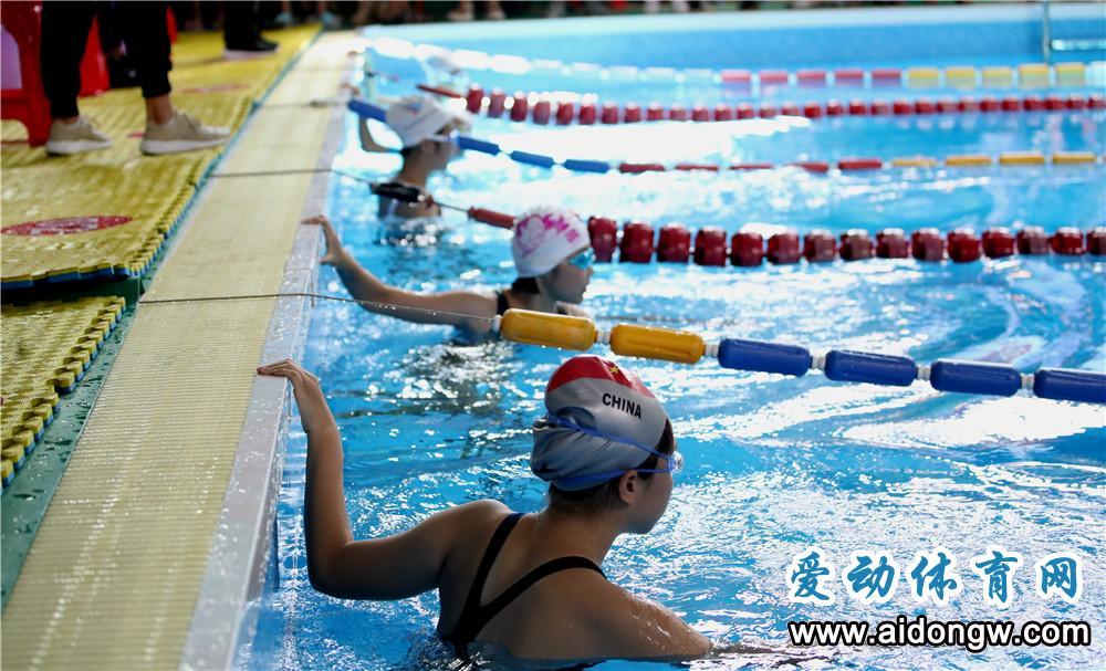 增添四个年龄组接力新玩法!2019年海南省青少年U16-17游泳公开赛报名仅剩2天