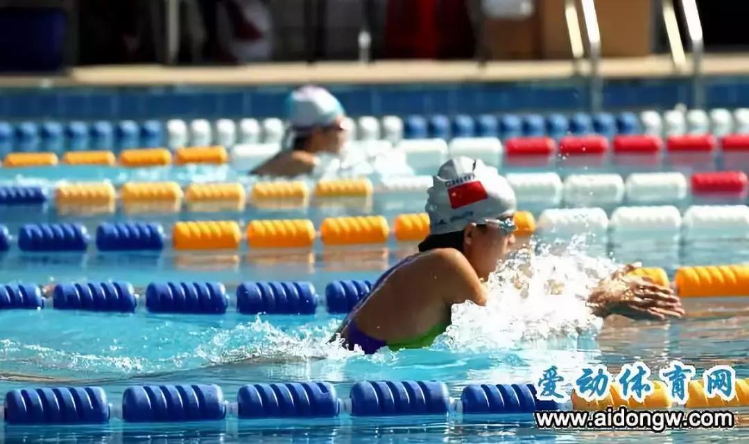 海南省青少年U系列游泳公开赛16-17岁组30日9:30开赛