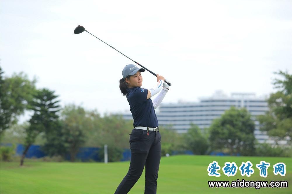 海南公开赛暨国际业余锦标赛次轮 刘恩骅安彤继续领先男女子组