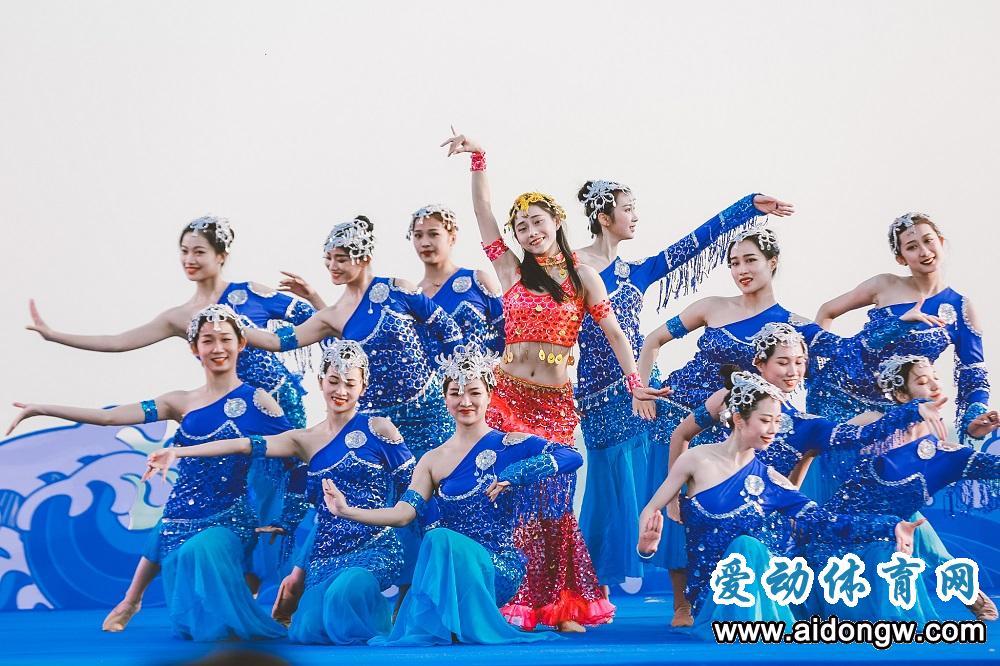"""""""越山向海""""上演收官战!2019海南亲水运动季三亚圆满落幕"""