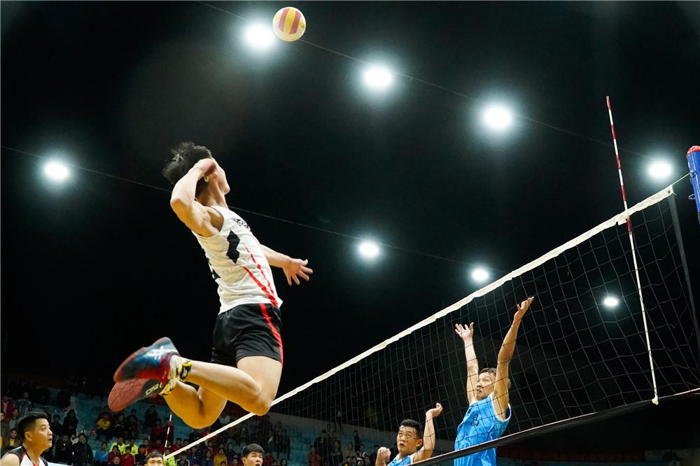 2019年海南省农民男子九人排球赛屯昌落幕 海口队成功卫冕