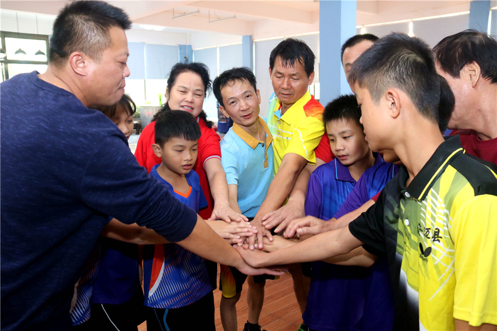 最后冲刺阶段!澄迈全力备战2019年海南省全民健身运动会