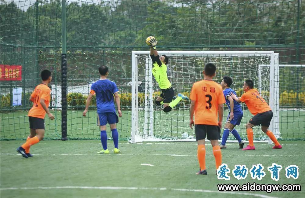 2019海南省全民健身运动会五人制足球项目开打