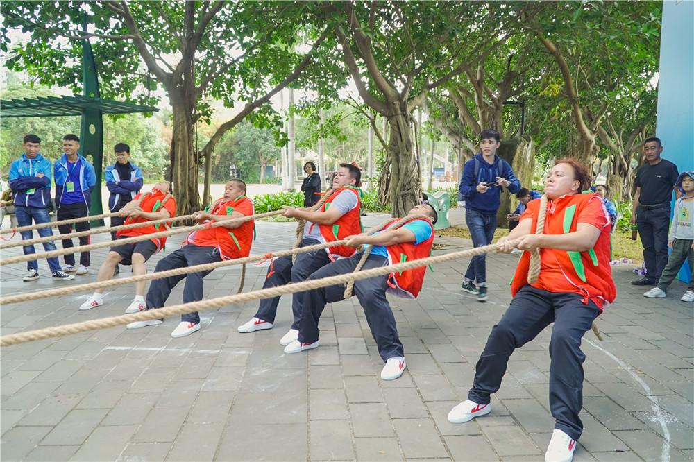 【全民健身运动会综合消息】9项比赛同日开赛 趣味运动吸引外国游客