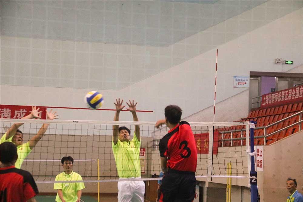 2019海南省全民健身运动会气排球比赛收官