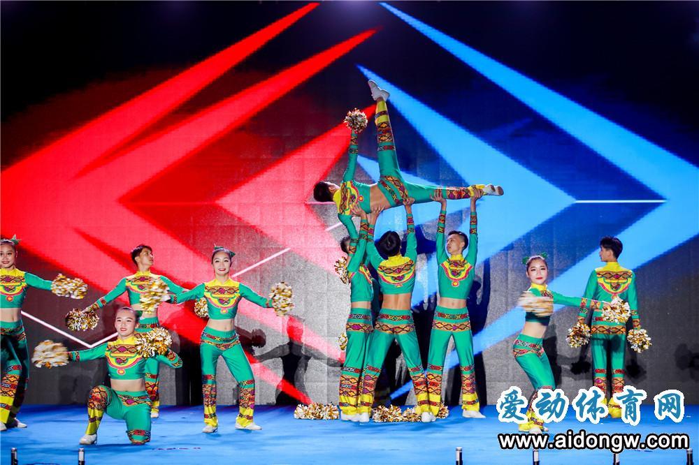 2019年海南省全民健身运动会总决赛海口圆满闭幕