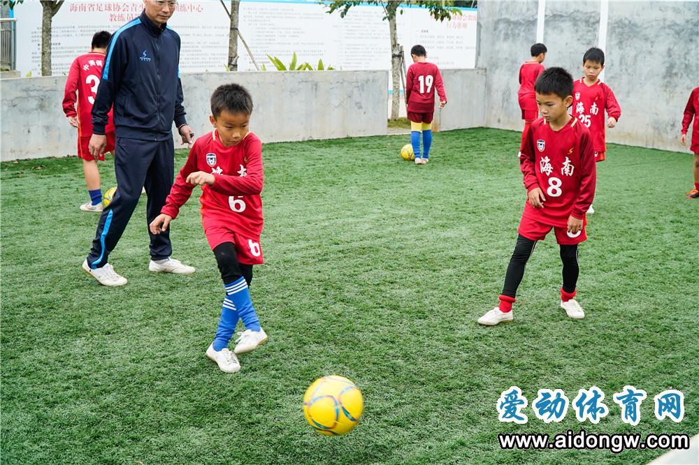 青少年的足球狂欢季!2019年海南省青少年冬季足球节海口开幕
