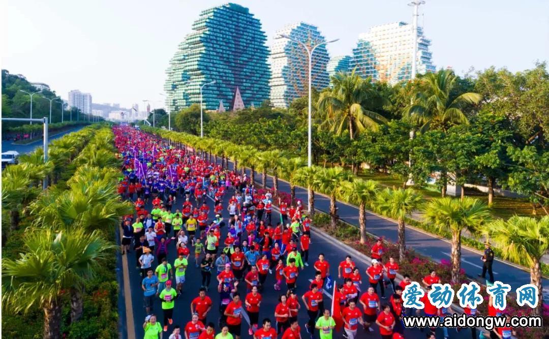 2020biwei必威体育备用网站三亚马拉松报名开启!热爱跑步的你赶紧行动起来~