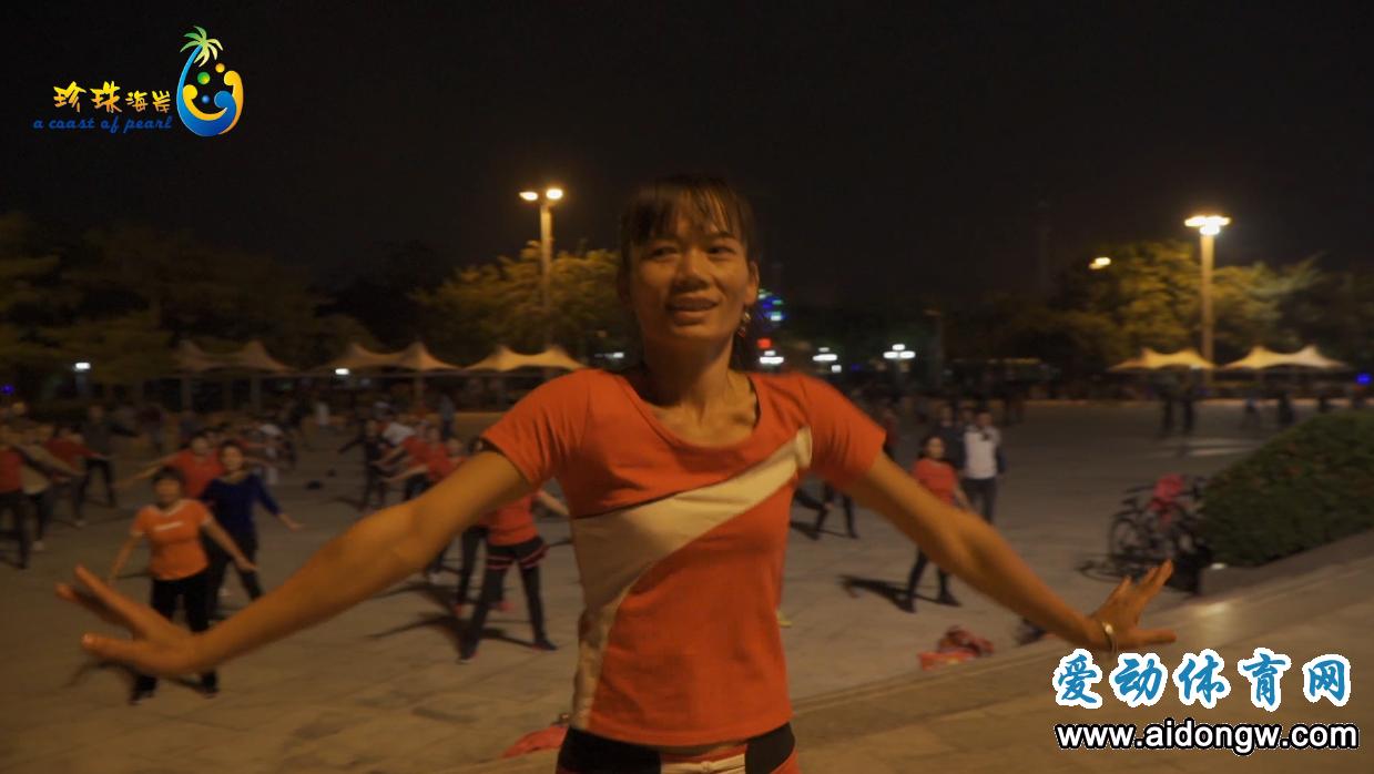 【视频】陵水第二届健身达人与故事评选人物故事——莫春丽