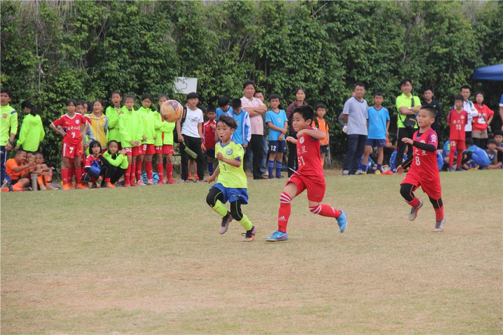 """海口市第三届""""虎跃杯""""全国青少年足球邀请赛收官"""