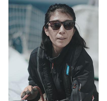 3.8国际妇女节 致敬不惧风浪的三亚号女航海员