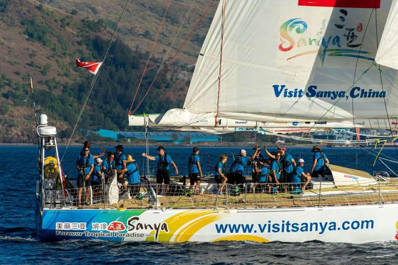 克利伯2019-2020环球帆船赛剩余比赛延期至明年举办