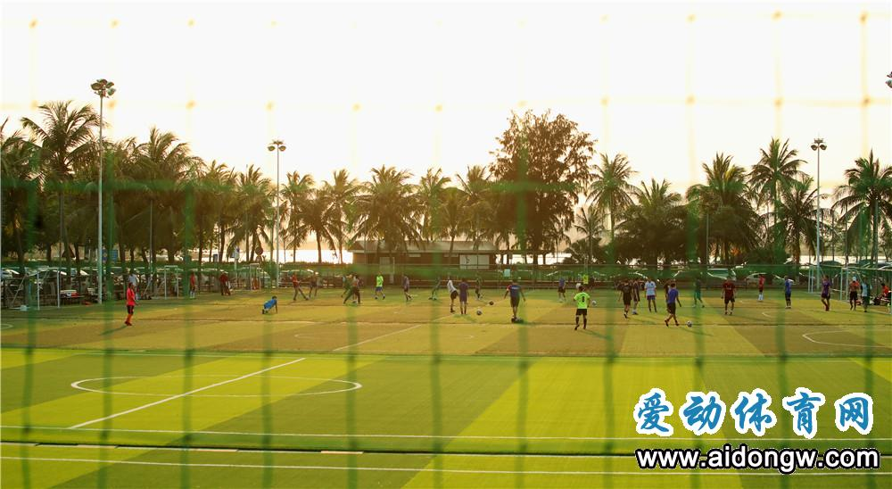 好消息!今年海南省将新增47块足球场地 海口新增27块