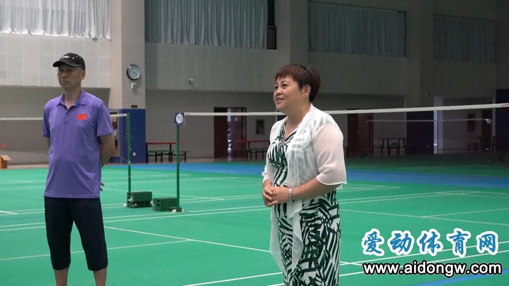 【视频】国家羽毛球青年队在陵水集训 田秉毅感叹:陵水帮助很大