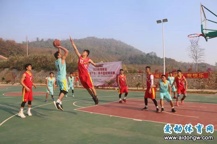 昌江大仍村,一个黎族山村的体育扶贫路