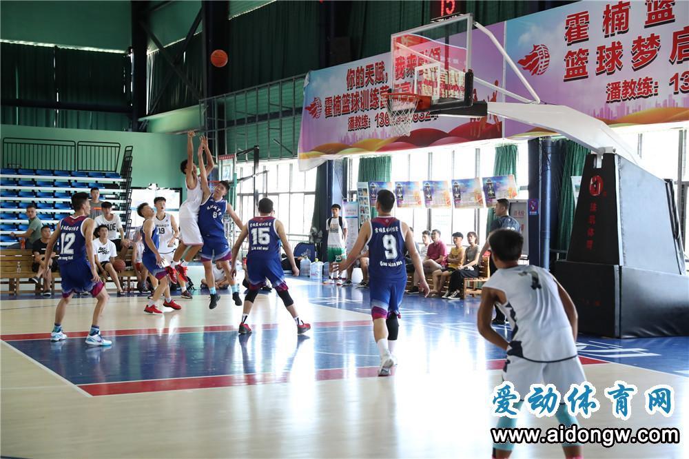 【视频】海南珠玑体育馆周年庆篮球争霸赛小组赛集锦