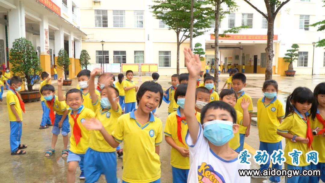 """海岛亲子运动会迈上""""云端"""" ,开辟biwei必威体育备用网站""""体育+旅游+教育""""融合发展新路径"""