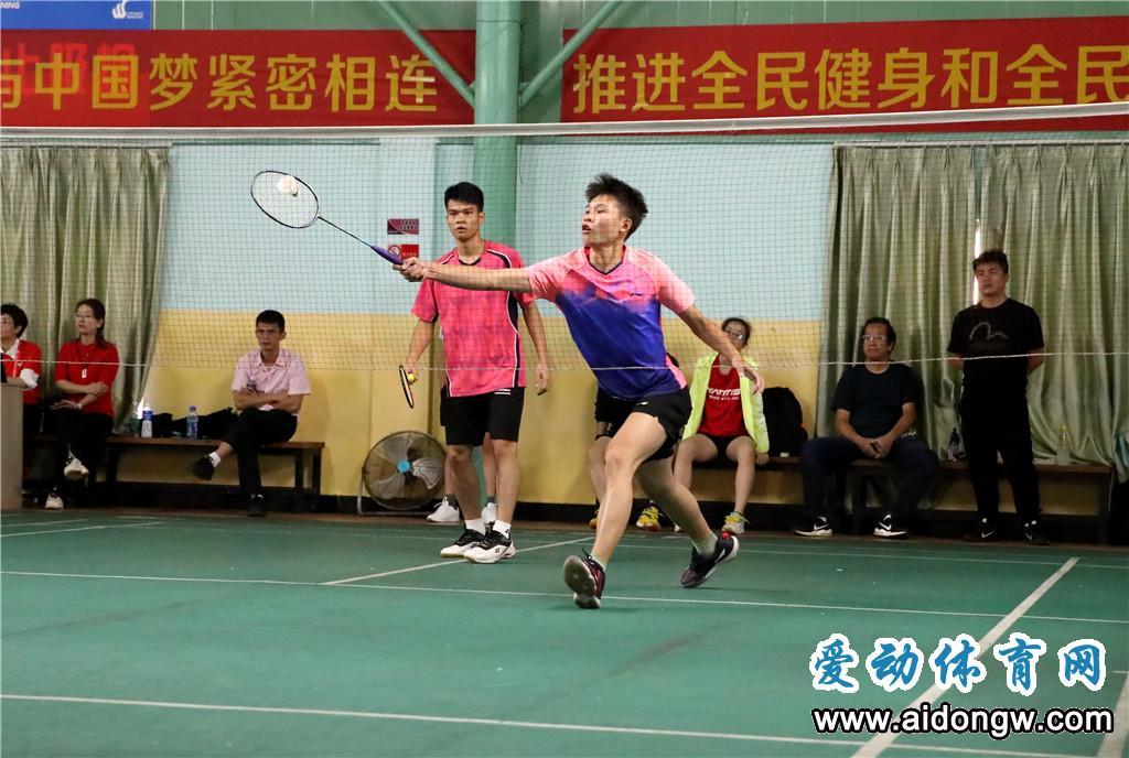 """2020年""""谁是球王""""biwei必威体育备用网站省民间羽毛球赛25日澄迈挥拍"""