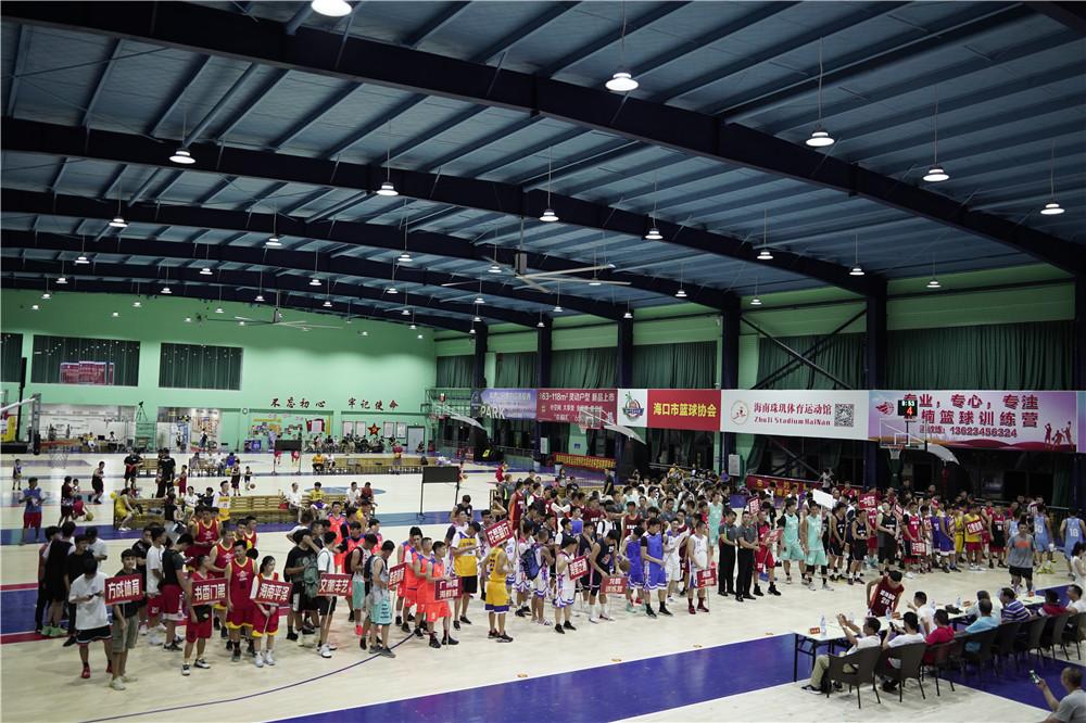 第六届会友杯篮球赛开打 海鲜第一家迎开门红