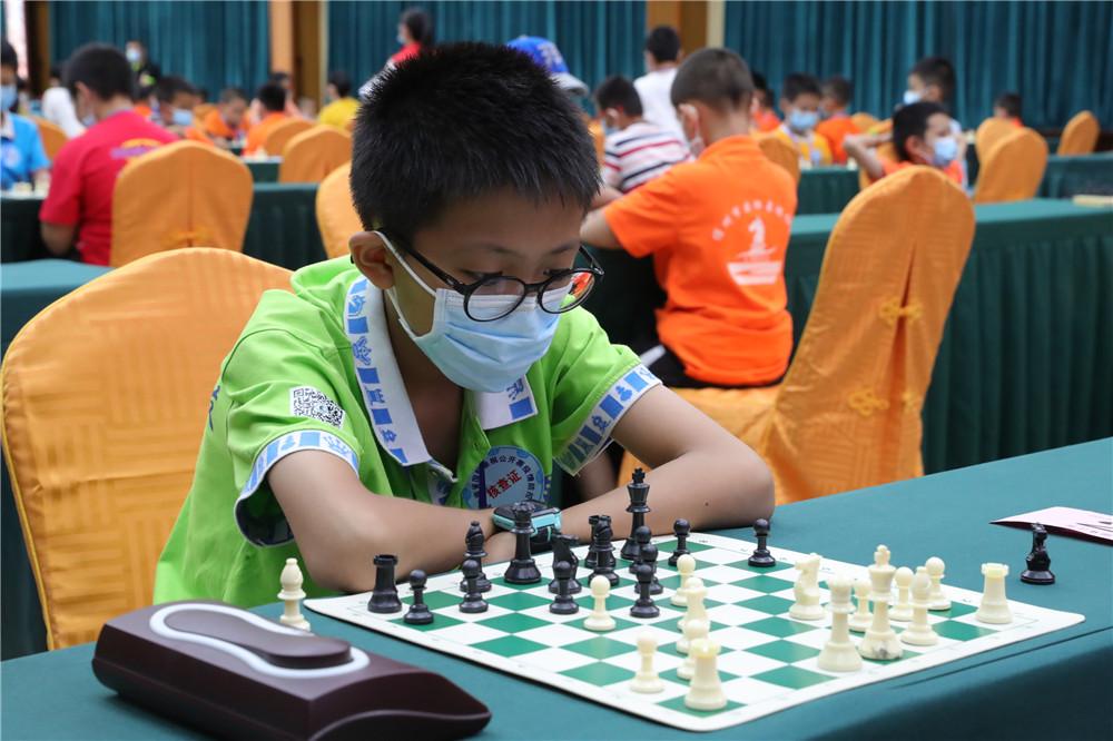 2020海南省国际象棋公开赛澄迈落子
