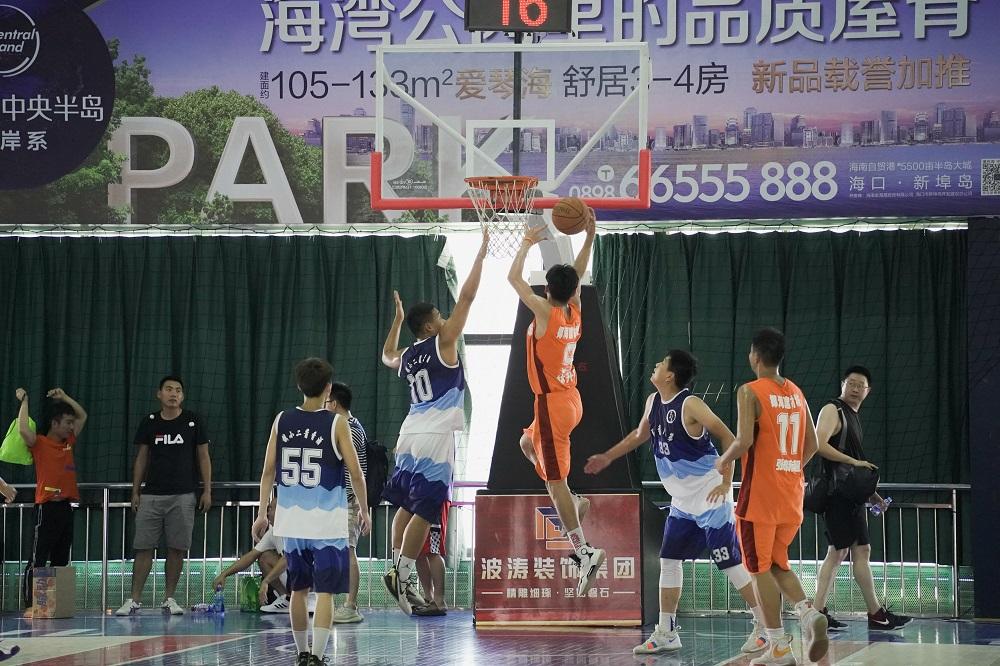 第六届会友杯篮球赛16强出炉 卫冕冠军海医二附院遗憾出局