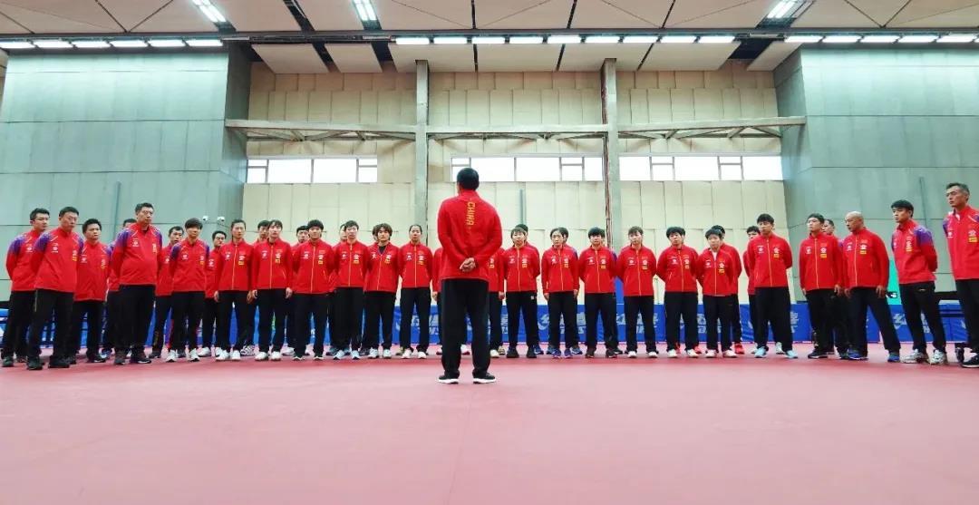 群星集聚,准备就绪!国乒东京奥运模拟赛8月8日陵水打响