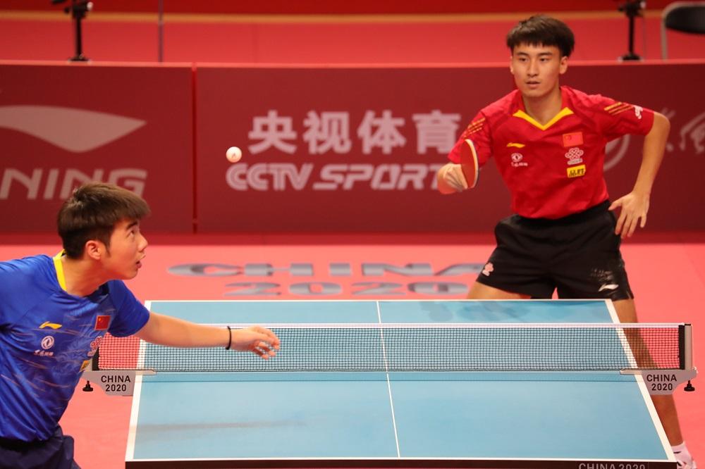 """战疫情,赛乒乓,保健康!2020""""全民健身日""""乒乓球活动(biwei必威体育备用网站站)打响"""