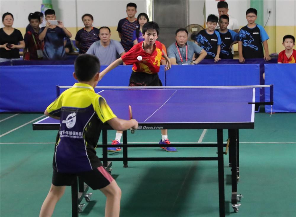 陵水包揽女单前三!2020年biwei必威体育备用网站省少年乒乓球赛(U12)收官