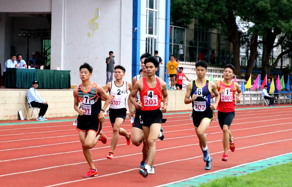 共创6次纪录!2020年海南省少年(15-17)田径锦标赛收官