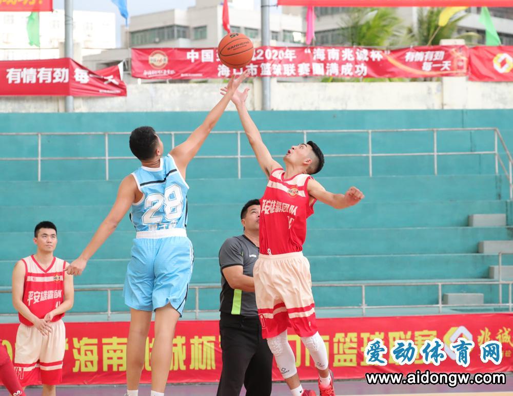 """海口市篮球联赛小组赛今晚将上演两场""""生死大战"""""""