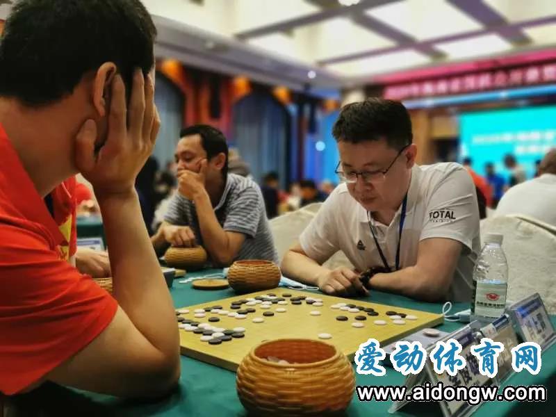 2020年biwei必威体育备用网站省围棋公开赛暨围棋联赛开赛