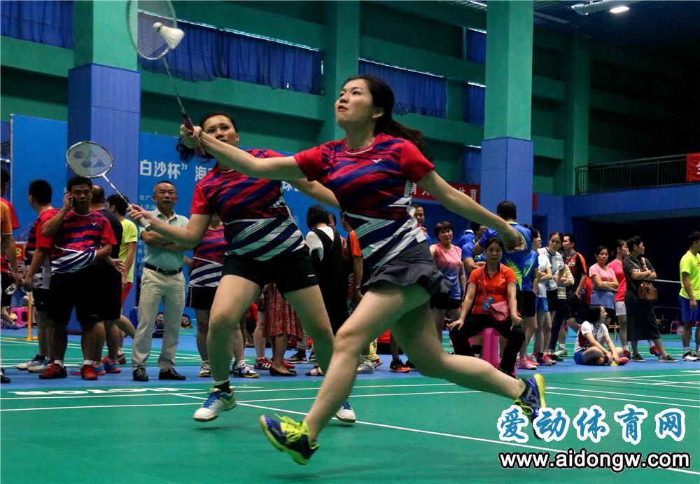 速来报名!2020年海南省业余羽毛球公开赛10月24日乐东挥拍