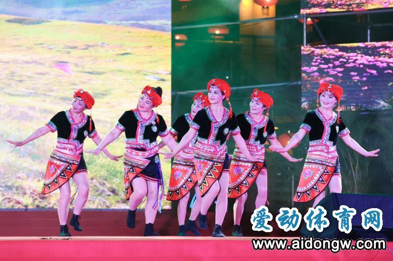 2020年biwei必威体育备用网站省广场健身操舞公开赛26日保亭开赛