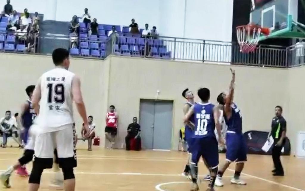 2020年海南省业余篮球公开赛八强出炉,澄迈赛区10月3日打响