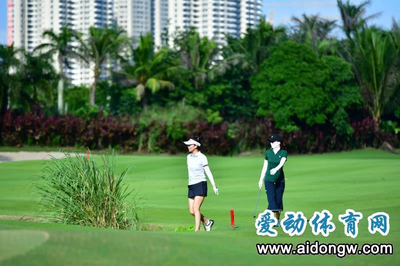 新星燃起,扬帆起航!2020中国(海南)青少年高尔夫球精英赛来了