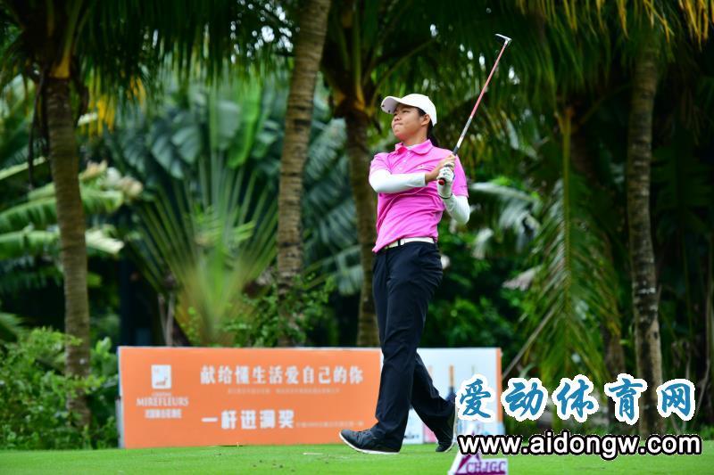 2020中国(海南)青少年高尔夫球精英赛收杆