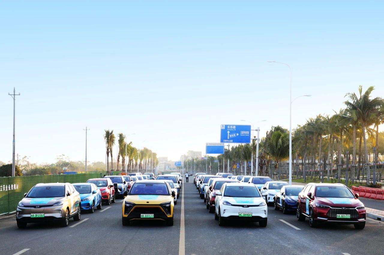 报名通道开启!2020海南国际新能源汽车拉力赛12月1日举行