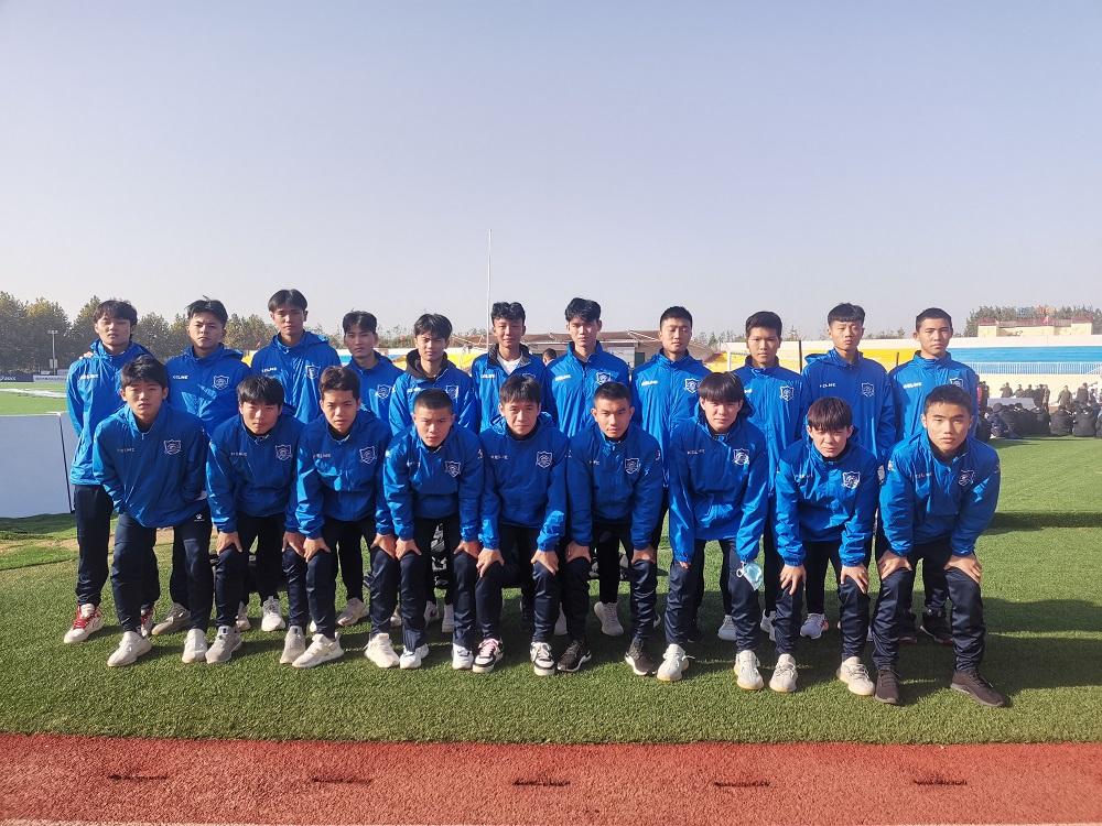 2020中国高中足球锦标赛开踢 海南中学今日首战郑州二中