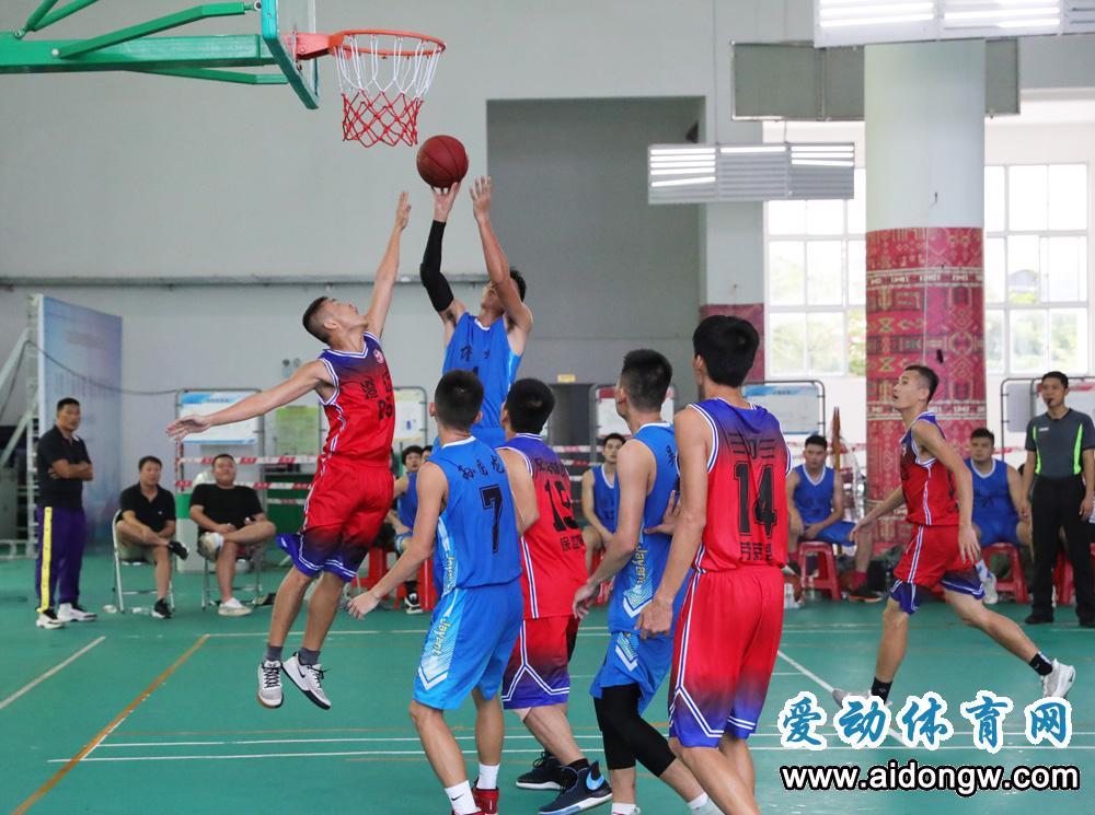 万宁、澄迈成功会师!省农民男子篮球赛决赛明日上演