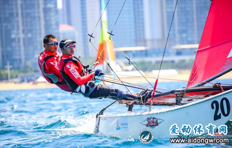2020第十一届海帆赛海口赛程19日扬帆起航