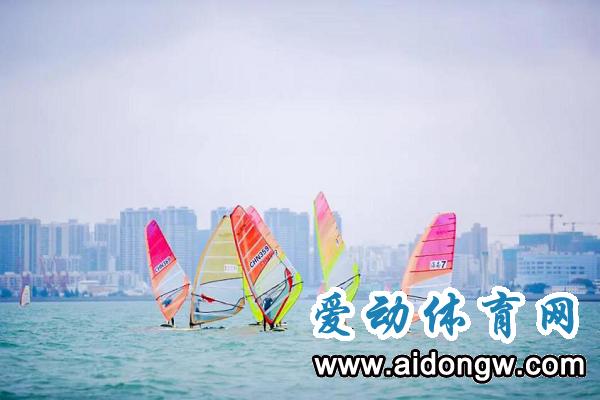 2020年海南省帆船帆板锦标赛收官